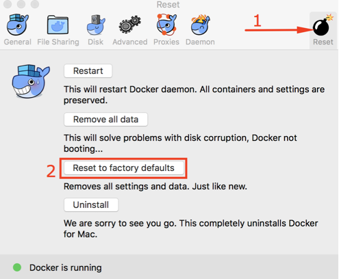 Docker Container Logs Location Mac