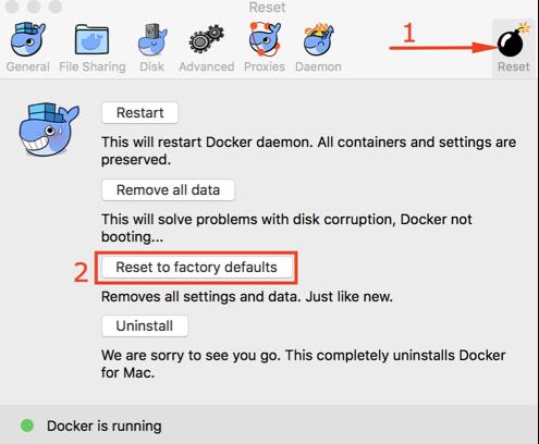 PMM-2093] Docker deployment on Mac fails with error - Percona JIRA