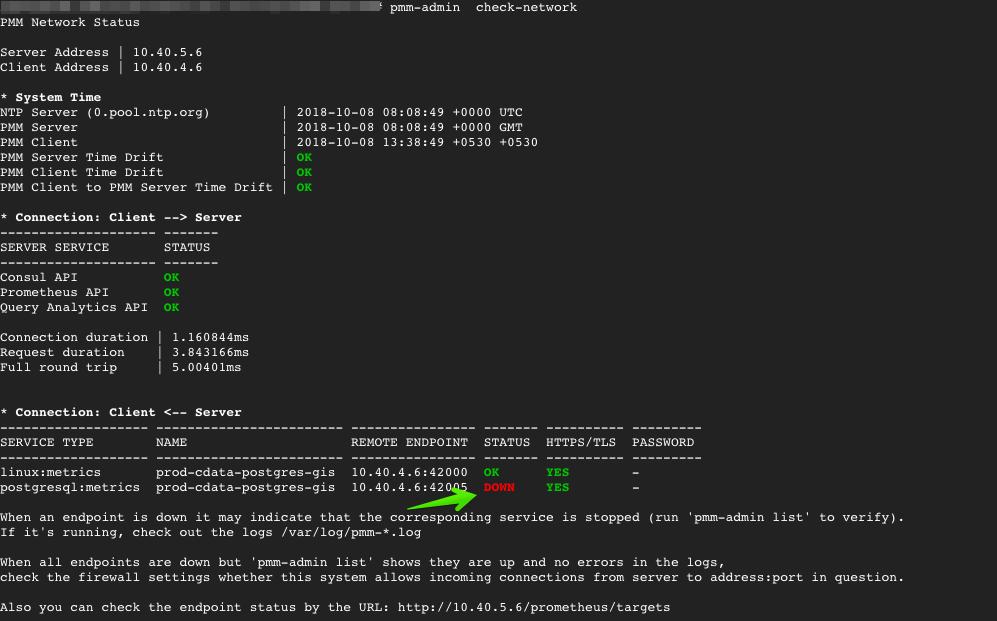 PMM-3071] TLS handshake error in Postgresql metric - Percona